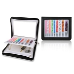 Knitter's Pride MarblZ Deluxe Interchangeable Knitting Needle Set