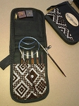 Deluxe Rosewood Interchangeable Knitting Needle Sets