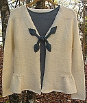 Tree Knitter Designs Magnolia Cardigan