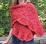 Tree Knitter Designs Sugar Maple Shawl