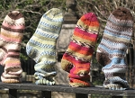 Tree Knitter Designs Grass Roots Socks on 9