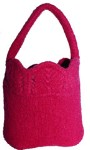 Y2Knit Scalloped Tote Pattern