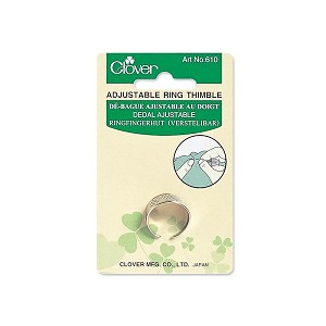 Clover Ring Thimbles