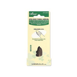 Clover Open Sided Thimbles