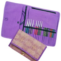 Knitter's Pride Fabric Interchangeable Needle Cases