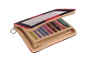 Knitter's Pride Zing Interchangeable Knitting Needle Set