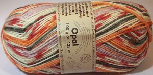 Opal Crazy Sock Yarn