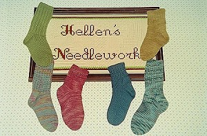 Fiber Trends Hellen's Favorite Socks