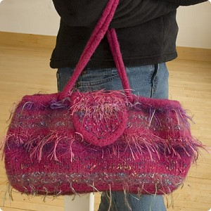 The NaStasha Bag by Chris Bylsma Designs