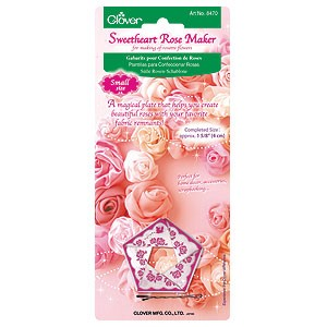 Clover Sweetheart Rose Makers