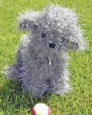 Fiber Trends Felted Fido