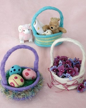 Fiber Trends Not Just For Easter Baskets
