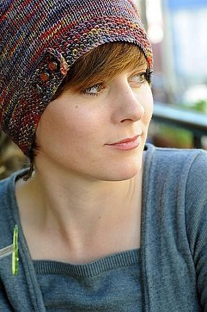 Grace Akhrem Danielle Hat