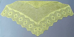 HeartStrings Get an Edge to Start Shawl