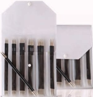 "Knitter's Pride Karbonz 6"" Double Point Knitting Needle Set"