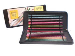 "Knitter's Pride Dreamz 10"" Single Point Needle Set"