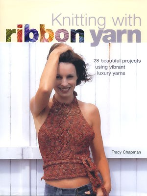 Knitting With Ribbon Yarn