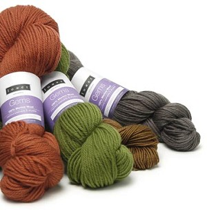 Louet Gems Fingering Yarn