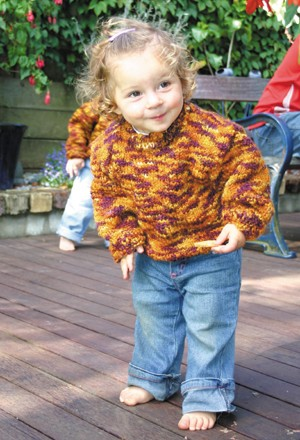 Naturally Child's Sweater or Jacket