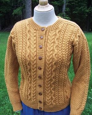 Big Sky Knitting Designs Follow The Leader Aran