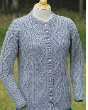 Big Sky Knitting Designs Granite Cardigan