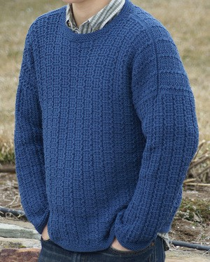 Big Sky Knitting Designs Mountain Brook Pullover