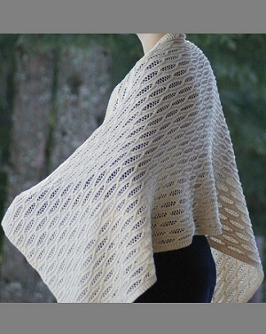 Big Sky Knitting Designs Soiree Shawl