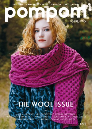 Pom Pom Quarterly Issue 14:  Autumn 2015