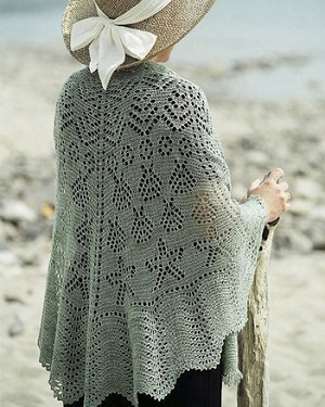 Fiber Trends Seascape Shawl