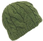 Y2Knit Cable Hat and Sock